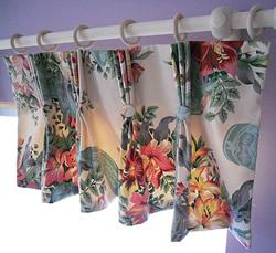 Example of Curtain Headings